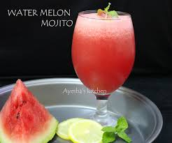 watermelon mojito water melon mojito mojito party drink welcome drink recipe