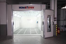 china yokistar paint booth design marketable spray paint finishing