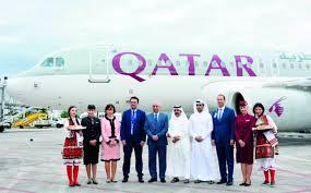Qatar Airways Qatar Airways Starts Flying To Macedonia The Peninsula Qatar