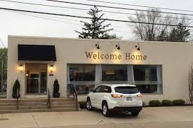welcome home interiors welcome home interior designer transforms auto parts store into