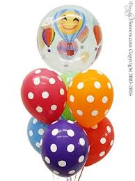 balloons same day delivery hot air balloon balloon bouquet delivery orange county ca