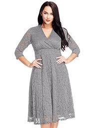 women u0027s plus size lace bridal formal skater dress 12w 32w
