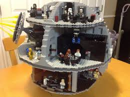 building the lego death star star wars gaming news