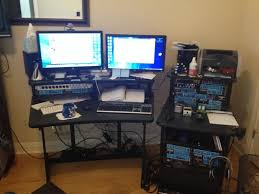 Awesome Gaming Desks Best Atlantic Gaming Desk U2014 Harper Noel Homes