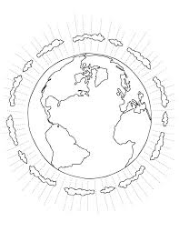 free earth coloring pages kids coloringstar