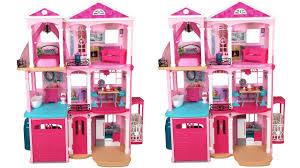 barbie dreamhouse barbie dream house 2015 unboxing assembly دمية باربي البيت casa de