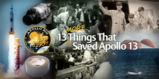 13 more things that saved apollo 13 part 6 the mysterious longer