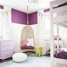 peinture prune chambre bandeau de peinture prune dans la chambre chambre inspirations