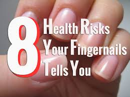 8 health risks your fingernails tells you that you didn u0027t know