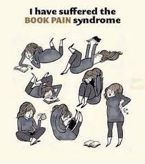 Book Memes - book pain syndrome meme classic university memes