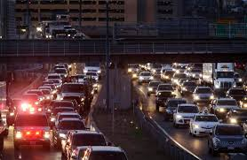 traffic heavy ahead of thanksgiving the boston globe