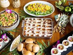 an island thanksgiving restaurants food network food network