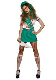 Zombie Costume Ghoul Scout Zombie Costume Halloween Costume Ideas 2016