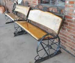 Bench Supports Wagon Wheel Bench Supports Wagon Wheels On Waymarking Com
