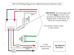gfci wiring diagrams kwikpik me