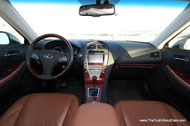 lexus dash mats australia review 2012 lexus es350 the truth about cars