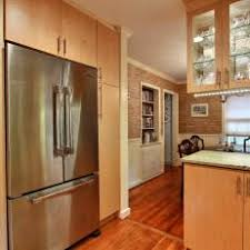 Built In Refrigerator Cabinets Photos Hgtv