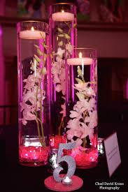 Orchid Centerpieces Led Orchid Centerpiece Orchid Arrangements Pinterest Orchid