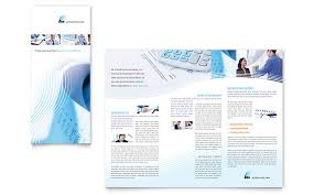 accounting u0026 bookkeeping pamphlets templates u0026 designs
