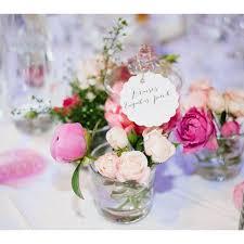 composition florale mariage en images dix décorations florales de tables inspirantes pour un