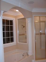 remodelaholic nice and trim guest house tour basic pilasters half
