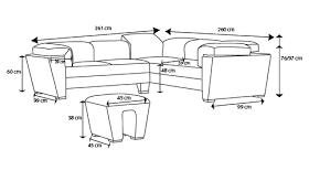 hauteur assise canapé canap dimension canape lit ikea d angle convertible nouveau canaper