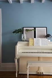 halle u0026 jeff u0027s east village apartment blue wall colors blue