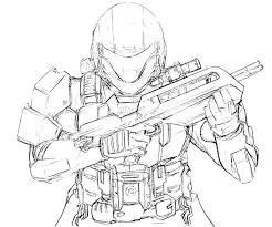 free printable halo coloring pages hm coloring pages halo 4