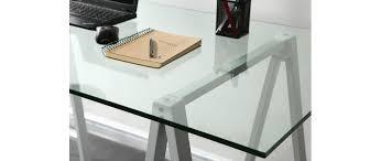 bureau metal et verre bureau metal blanc bureau bois verre whatcomesaroundgoesaround