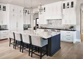 white dove kitchen cabinets with glaze 25 absolutely gorgeous transitional style kitchen ideas