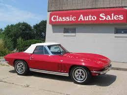 88 corvette for sale 1965 chevrolet corvette for sale on classiccars com 88 available
