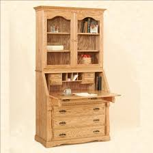 Hutch With Desk by Traditional Secretary Desk With Hutch