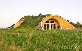 earth bermed house inhabitat green design innovation