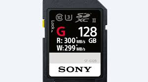 sony just announced the world u0027s fastest sd card the verge