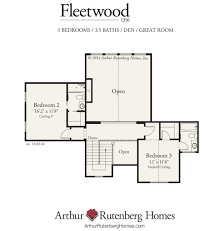 fleetwood 1316f mt plan collection