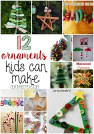 12 ornaments can make our three peas