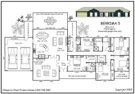 5 bedroom 1 story house plans floor plan garage spaces width depth floor plan plans bedroom