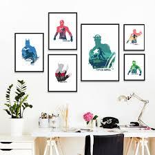 marvel art painting reviews online shopping marvel art painting