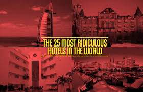 1 burj al arab the 25 most ridiculous hotels in the world complex