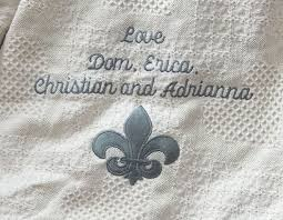 personalized wedding blankets 18 best personalized wedding blankets images on