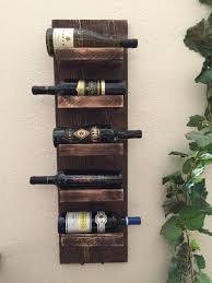lovely wooden wine rack for wall 24 in online with wooden wine