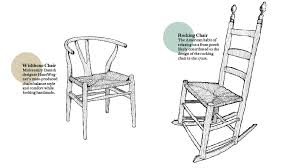 Early American Rocking Chair Take A Seat American Craft Council