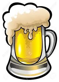 cartoon beer pint beer glass vector illustration royalty free cliparts vectors