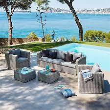 salon de jardi salon de jardin fauteuil banc mobilier de jardin alinéa