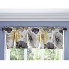 bedroom curtains and valances modern valances kitchen curtains allmodern