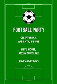 soccer invitations templates expin memberpro co