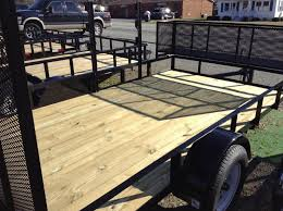 Landscape Trailer Basket by Utility Trailers We Have Something For Everyone