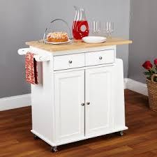 Oasis Island Kitchen Cart 25 40 In Kitchen Islands And Carts Hayneedle