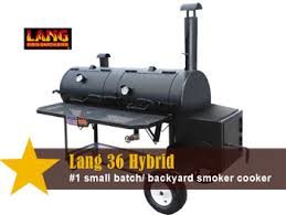 overview intro to lang bbq smokers