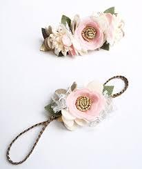 felt flower headband felt flower crown baby flower crown and me